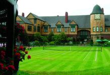 Tennis Hall Of Fame - Newport