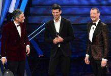 Novak Djokovic vola a Sanremo