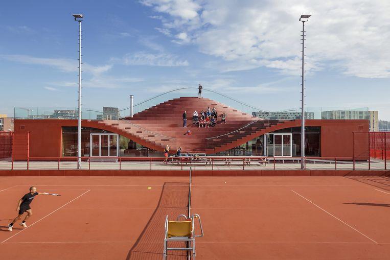 i campi da tennis più belli